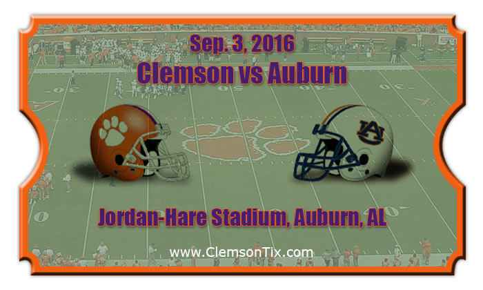 2016 clemson tigers football tickets season all games