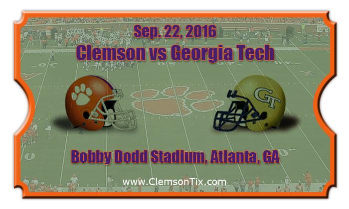 Image Result For Clemson Vs Georgia Tech
