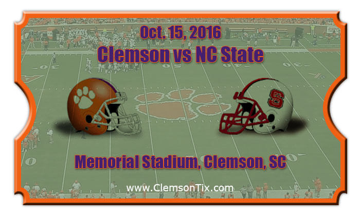 Game time announced for Clemson-NC State | TigerNet